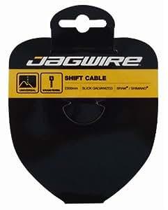 JAG WIRE(ジャグワイヤー) ベーシックインナーワイヤー 1.1mm×2300mm Shimano/SRAM シフト用 73BC2300