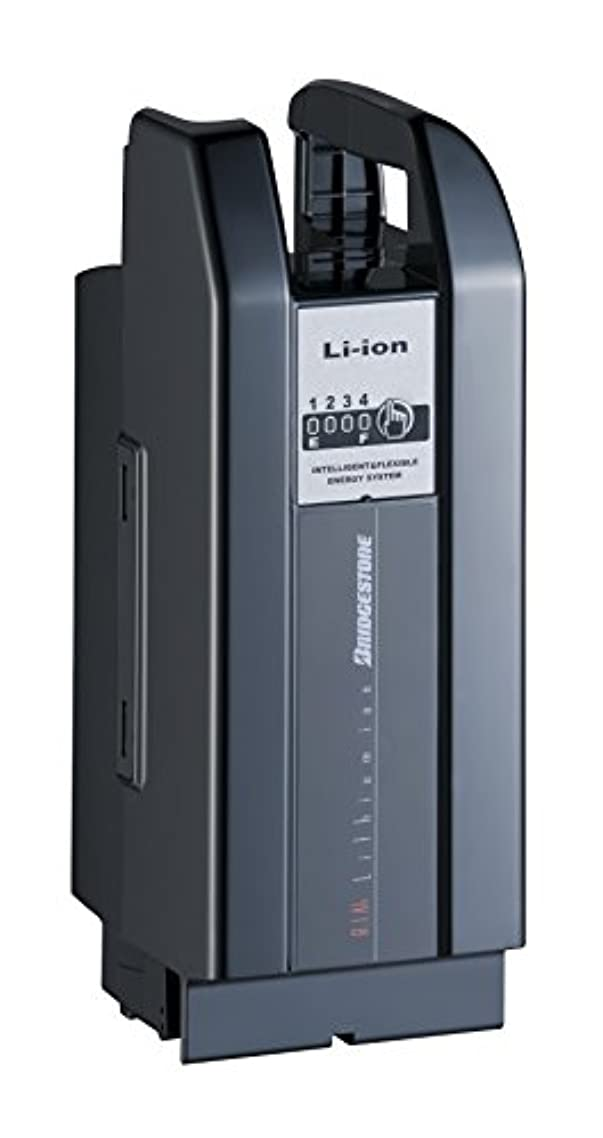 ロバ道路生活BRIDGESTONE(ブリヂストン) リチウムイオンバッテリー ブラック F895095BL LI8.9N.B