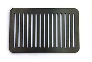 日本製 スリット入り鉄板 6mm (炉ばた大将 炙家対応)