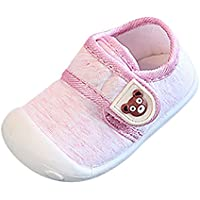 Baby Boys Sneaker,JIA&DI Infant Kids Baby Boys Girls Cartoon Letter Non-Slip Sneaker Casual Soft Sole Shoes