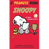 A peanuts book featuring Snoopy (19)