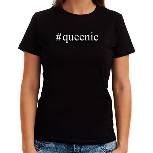#Queenie - Hashtag 女性のTシャツ