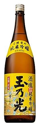 玉乃光酒造 純米吟醸 酒魂 [ 日本酒 1800ml ]