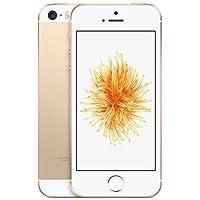 SIMフリー】Apple iPhoneSE 64GB simfree docomo対応 softbank対応 au対応 ワイモバイルY!mobile対応 格安SIM MVNO対応 (ゴールド)