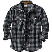 Legendary Whitetails Mens Navigator Fleece Button Down Shirt