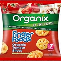 Organix - Stage 2 From 7 Months - Fingerfoods - Tomato Slices - 20g