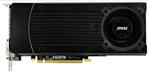 MSI社製 NVIDIA GeForce GTX670搭載 ビデオカード(オーバ-クロックモデル) N670GTX-PM2D2GD5/OC