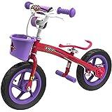 Eurotrike 2 -in -1 Zipp Balance & Pedal Bike, Balance & Pedal Bike 63 x 57 x 48 cm