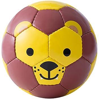 sfida(スフィーダ) 動物 ミニボール フットボール ズー FOOTBALL ZOO BSF-ZOO06 ライオン サッカー 1号球 子供用 幼児用