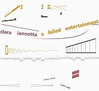 Failed Entertainment: Works 2009-2014 by Clara Iannotta