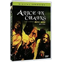 Classic DVD - Alice In Chains (Region code : All) (Korea Edition)