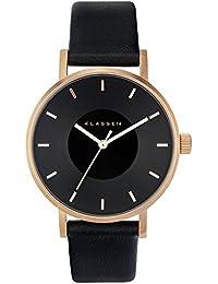 [クラス14]KLASSE14 腕時計 ウォッチ VOLARE 42mm ブラック×ローズゴールド メンズ レディース [並行輸入品]