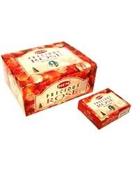 HEM(ヘム) プレシャス ローズ香 コーンタイプ Precious Rose CORN 12箱セット