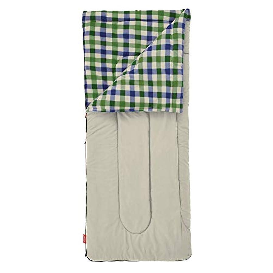 ダニ競う申込みコールマン(Coleman) 寝袋 フリースEZキャリー C5 使用可能温度5度 封筒型 デザートサンド 2000033803