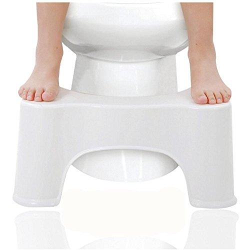 トイレ用足置き台(トイレ踏み台) 便秘解消用の足置き台...