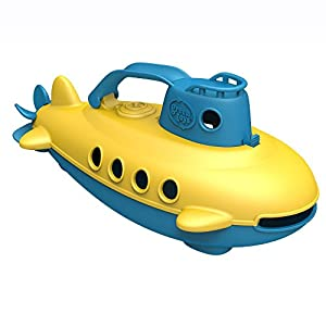 Green Toys (グリーントイズ) 潜水艦 ブルーキャビン