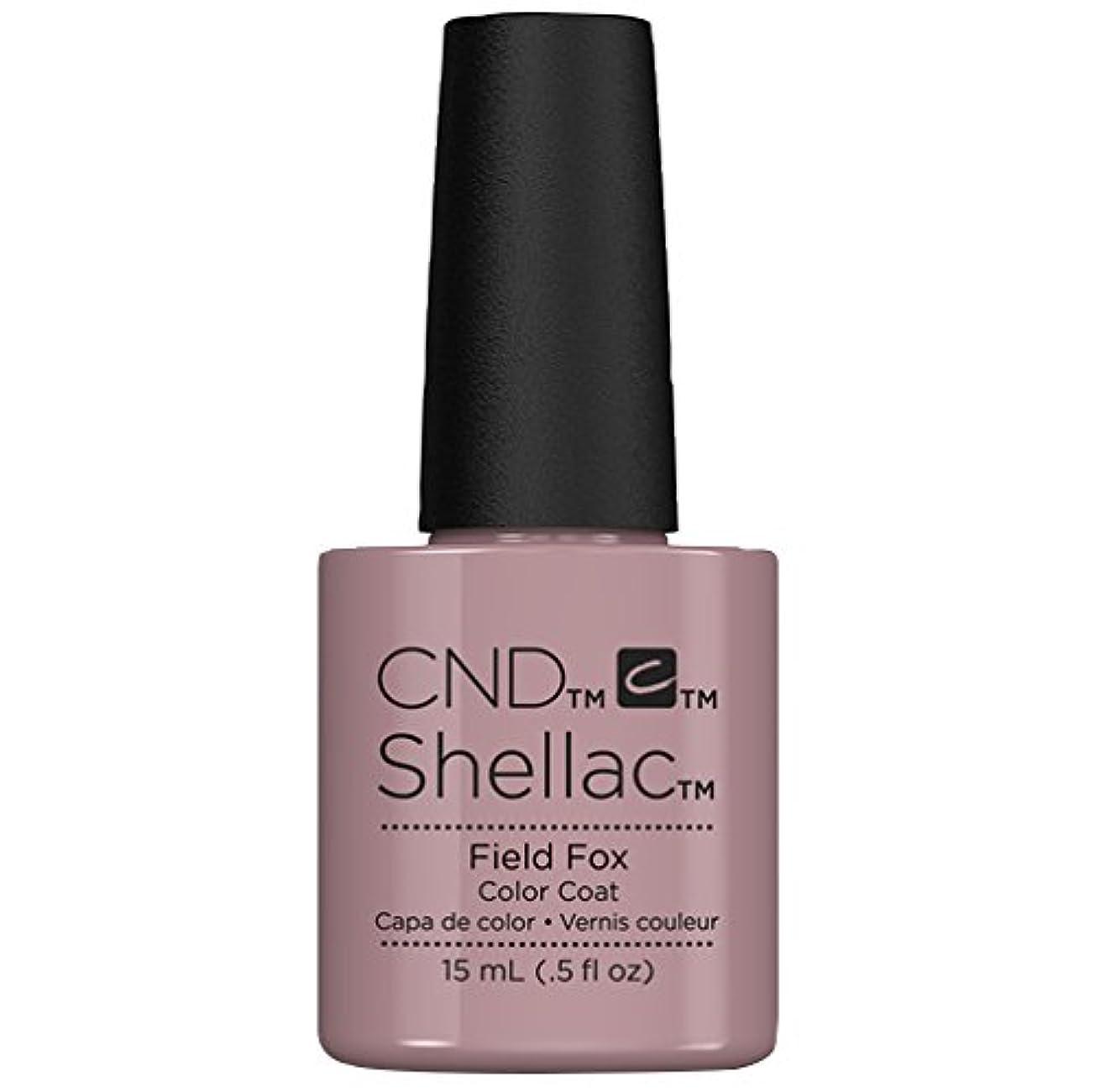 暴露する同一性放射するCND Shellac - Limited Edition! - Field Fox - 15ml / 0.5oz