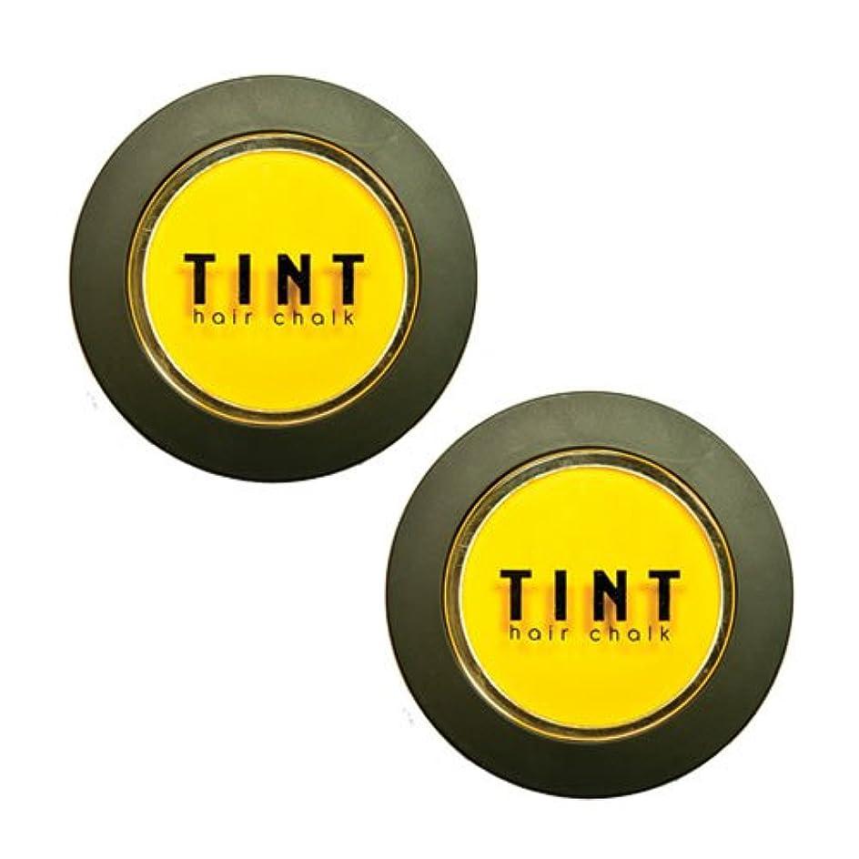 ご注意不和肌寒いFINE FEATHERHEADS TINTヘアチョーク Sunburst 2個セット