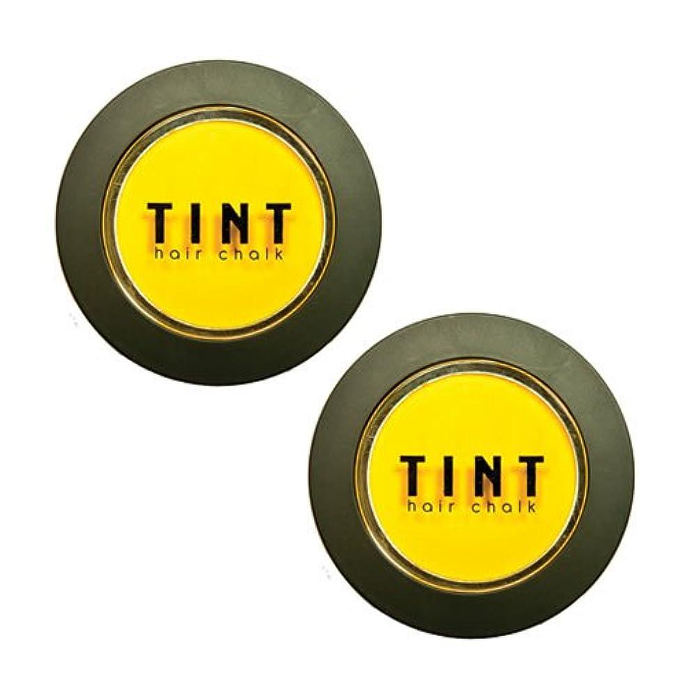 がんばり続ける用量パキスタン人FINE FEATHERHEADS TINTヘアチョーク Sunburst 2個セット