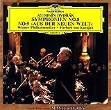 ドヴォルザーク:交響曲第8番&第9番