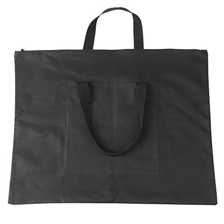 スケッチバッグ A2 手提げバッグ 手提げ/肩掛け2way 美術バッグ 画板収納 アルタートバッグ 厚め 撥水加工 軽量