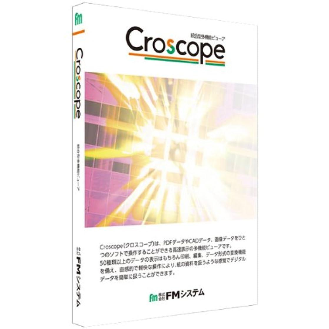 煙突漫画サークルFMシステム Croscope