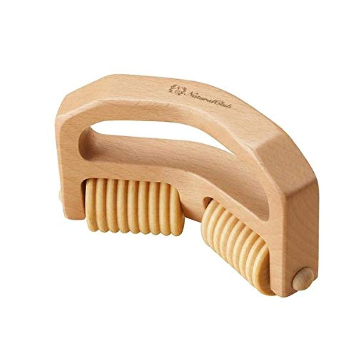 聴覚障害者アブストラクト構想するBM-102 つげボディスリムローラー