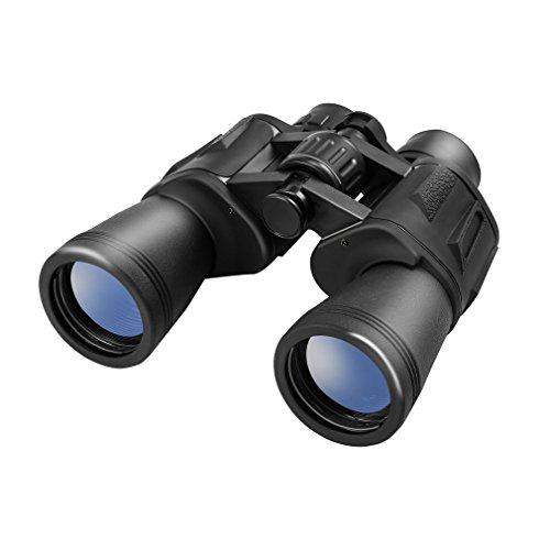 OCDAY 双眼鏡 高倍率 10倍 防水 367Ft / 1,000Yds 広視野角 細部まで観察できる ポロプリズム式プリズム 三脚取付可能 敬老の日 プレゼント