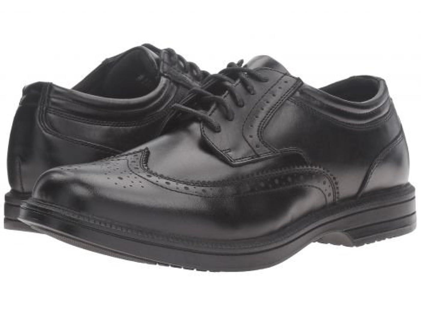 マージンモンク侵入Deer Stags(デアスタッグズ) メンズ 男性用 シューズ 靴 オックスフォード 紳士靴 通勤靴 Nu Journal - Black [並行輸入品]