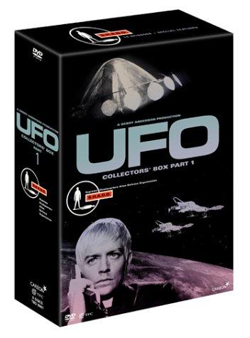 謎の円盤UFO COLLECTORS'BOX PART1 [DVD] / エド・ビショップ (出演)