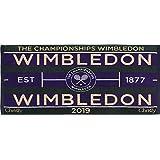 ウィンブルドン(Wimbledon) テニス ウィンブルドン公式 2019 チャンピオンシップタオル(メンズ) 41113063