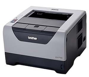 ブラザー工業 A4モノクロレーザープリンター JUSTIO 30PPM/両面印刷 HL-5340D