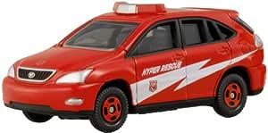 トミカ ハイパーレスキュー HR01 機動巡回車 (2009)