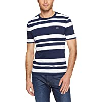 Lacoste Men's Slim Fit Stripe T-Shirt