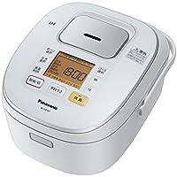パナソニック 5.5合 炊飯器 IH式 ホワイト SR-HB107-W