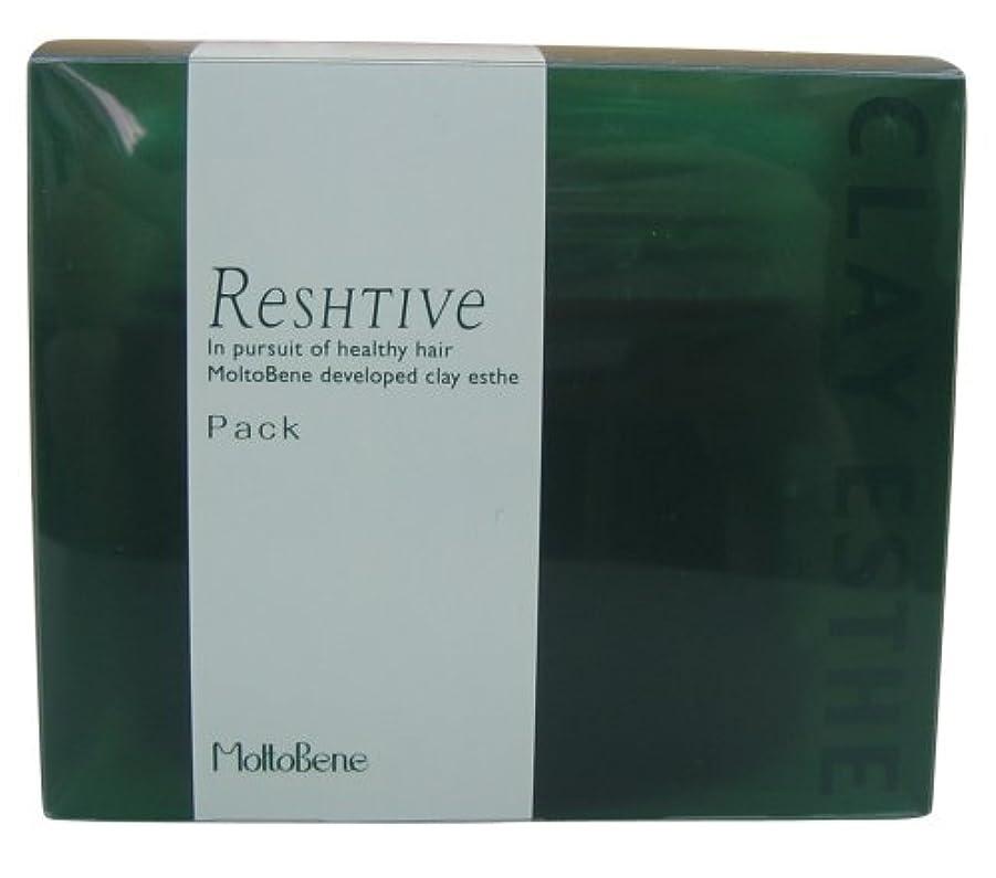 処理するアクティビティ経験的クレイエステ パック レシュティヴ 300g