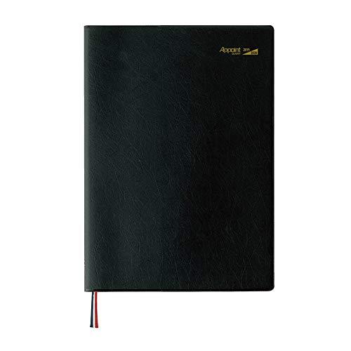 ダイゴー 手帳 2019年 B5 アポイント マンスリー ウィークリー 黒 E1107 (2019年 2月始まり)