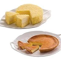 ルタオ (LeTAO) チーズケーキ 奇跡の口どけセット (ドゥーブルフロマージュ ヴェネチア ランデヴー) バレンタインデー