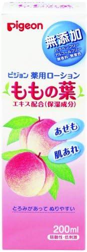 ピジョン 薬用ローション (ももの葉) 200ml (醫薬部外品) (0ヵ月~)