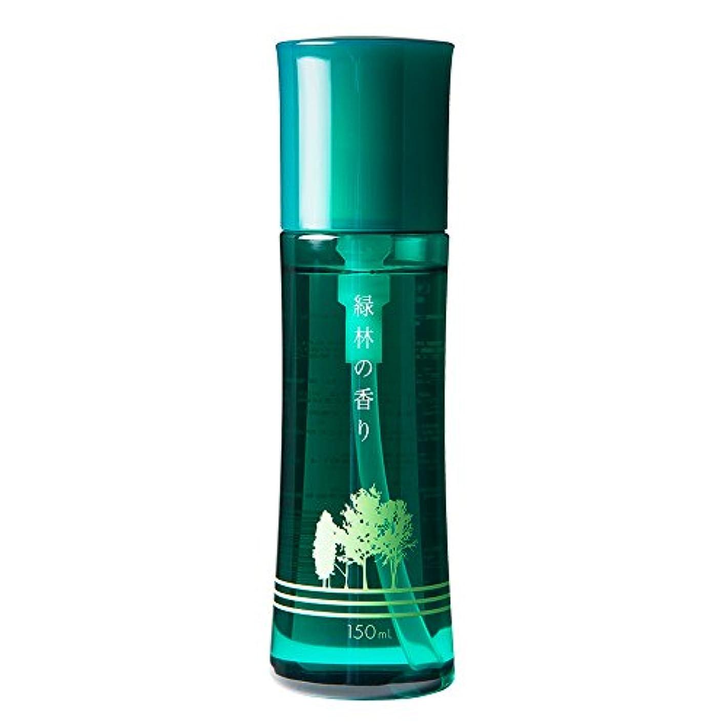 口ひげアルファベット順接触芳香剤「緑林の香り(みどりの香り)」150mL 日本予防医薬