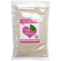 VegeHeart(ベジハート) お徳用米粉のパンケーキミックス 有機キャロブ 500g
