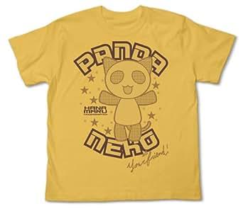 はなまる幼稚園 ぱんだねこ Tシャツ (キッズ用) バナナ サイズ:130cm