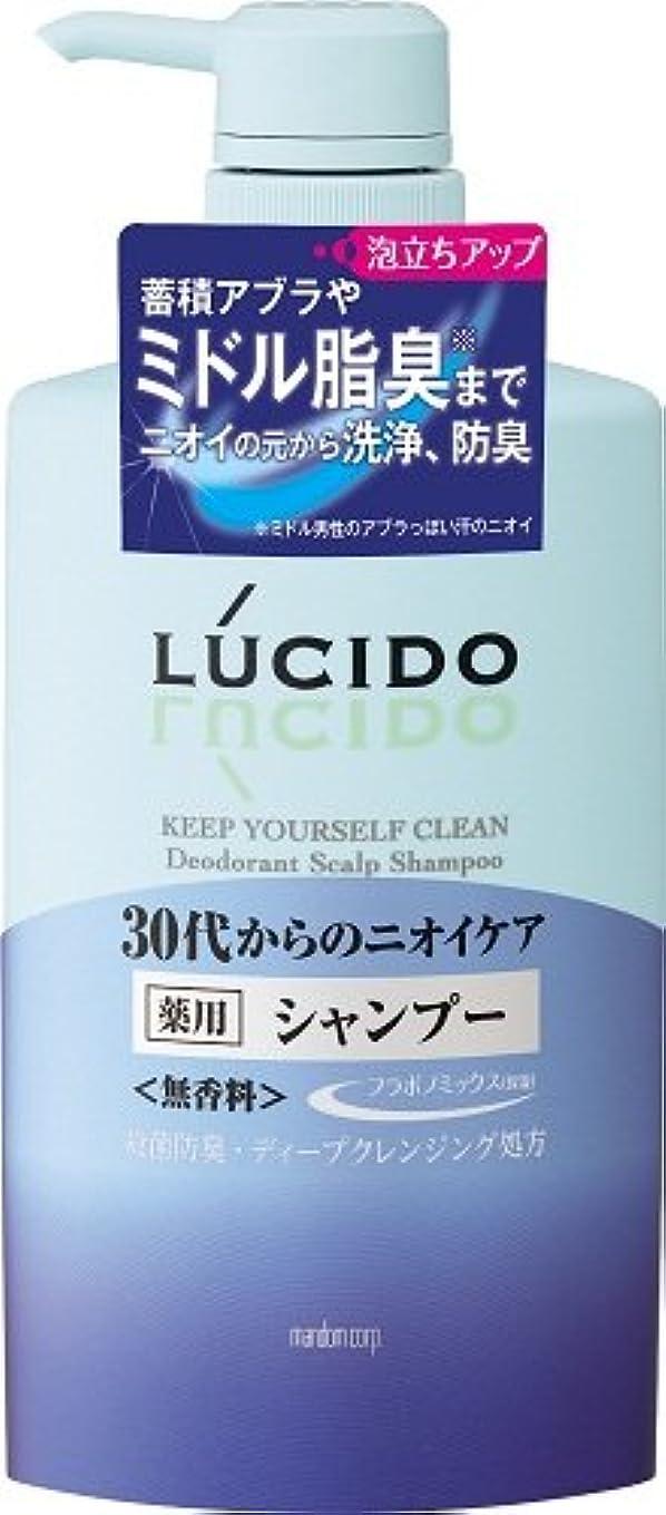 不安文献スツールLUCIDO (ルシード) 薬用スカルプデオシャンプー(医薬部外品) 450mL