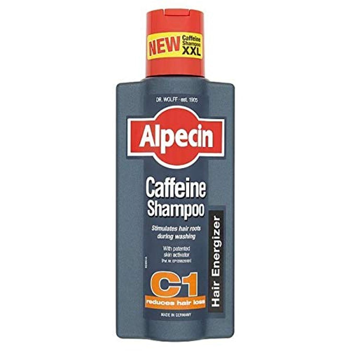 アノイ揮発性モンスター[Alpecin] C1カフェインシャンプー375ミリリットルAlpecin - Alpecin C1 Caffeine Shampoo 375ml [並行輸入品]