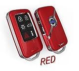 Dsquared Volvo キーケース 赤  XC60/S80/S60/V60/V40/高級キーケース