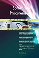 Software Procurement A Complete Guide - 2020 Edition