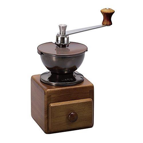 HARIO (ハリオ) 手挽き コーヒーミル スモール コーヒーグラインダー MM-2