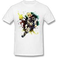 男のファション Tシャツ キングダムハーツ 面白い図案デザイン 夏のプレゼント のTシャツの日常通勤 ジャージ 春夏 カジュアル 半袖
