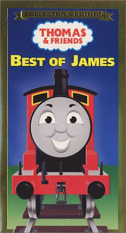 Thomas & Friends - Best of James [VHS] [Import]