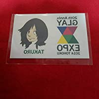 GLAY EXPO 2014 TOHOKU タトゥーシール TAKURO HAPPY SWING 東北 20th ANNIVERSARY